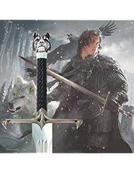 Jon Snow - Grand-Griffe - le Trône de Fer - Version Roman