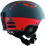 Sweet Protection Igniter Helmet, Midnight Blue/Cody Orange, S/M