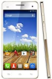 Micromax Canvas HD Plus A190 (White, 8GB)