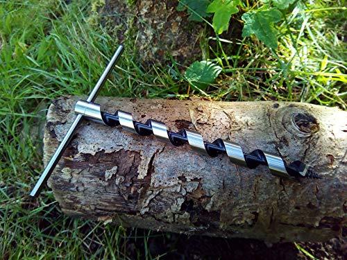 Scotch Oeil T Tarière pour Bushcraft & ‿Survival Piège Para-Corde Poly-Rope