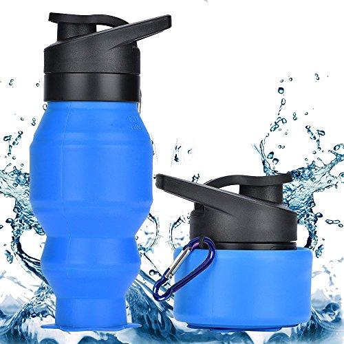 botella-plegable-del-silicon-530ml-coolfoxx-portable-prueba-del-escape-resuable-bpa-libera-ligero-no