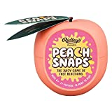 Ridley's Games GME021 Peach Snaps Game
