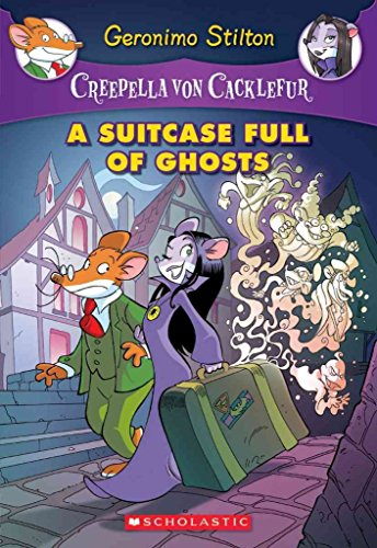 [(A Suitcase Full of Ghosts : A Geronimo Stilton Adventure)] [By (author) Geronimo Stilton] published on (October, 2015)