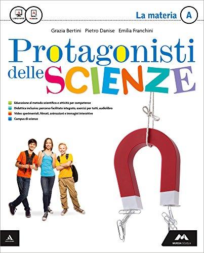Protagonisti delle scienze. Vol. A-B-C-D. Per la Scuola media. Con e-book. Con espansione online