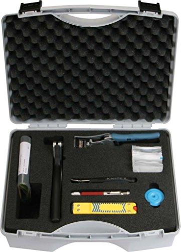 Telegärtner Konfektionierungs-Set N84001A0002 für POF Spezialwerkzeug für Kommunikationstechnik 4018359329723