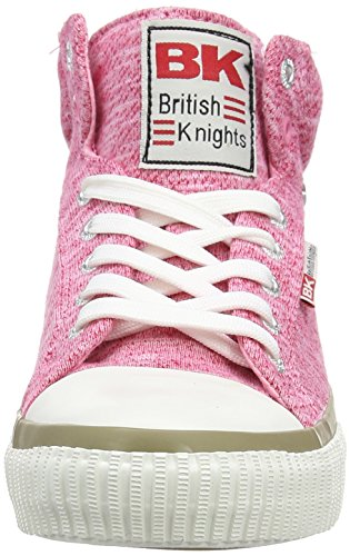 British Knights Dee Damen High-Top Pink (Pink 05)
