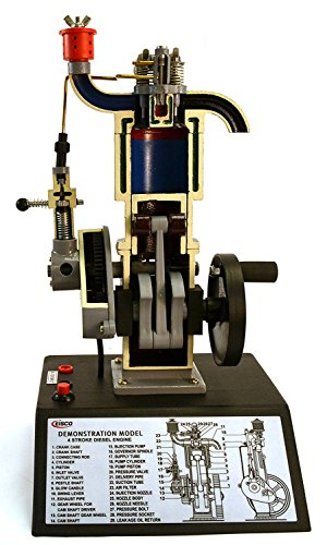 4-stroke-diesel-hand-crank-model-with-actuating-movable-parts-to-demonstrate-engine-basics-16-tall