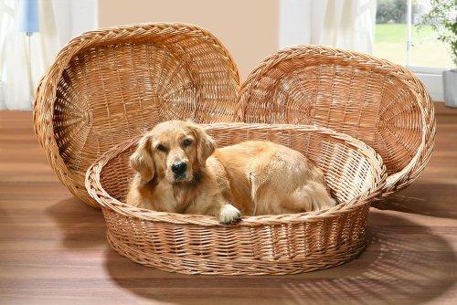 Artikelbild: FRANK Hundekorb, Vollweide