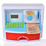 #4: Interactive Learning Educational ATM Piggy Bank with Personalized Atm Card