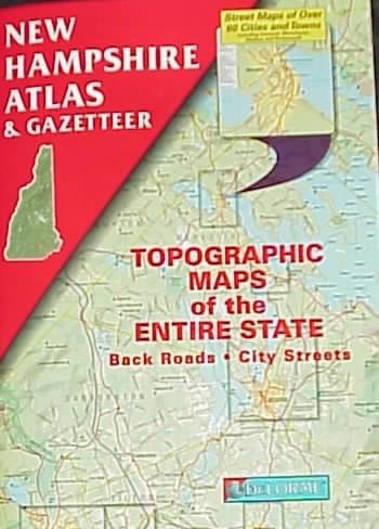 Maine Delorme Atlas ([Maine (Maine Atlas & Gazetteer) [ MAINE (MAINE ATLAS & GAZETTEER) ] By Delorme Mapping Company ( Author )Apr-01-2008 Paperback)