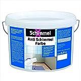 SchimmelX Anti Schimmel Farbe 2,500 L