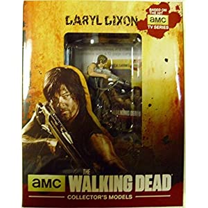 The Walking Dead Daryl Dixon Figure with Collector Magazine #2 by Eaglemoss Publications 3