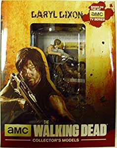 The Walking Dead Daryl Dixon Figure with Collector Magazine #2 by Eaglemoss Publications