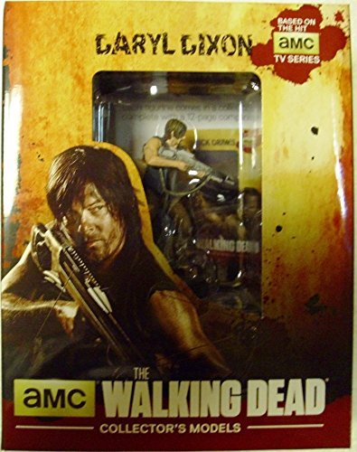 The Walking Dead Daryl Dixon Figure with Collector Magazine #2 by Eaglemoss Publications 1