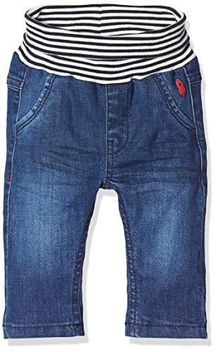 s.Oliver RED LABEL Unisex - Baby Gefütterte Jeans mit Komfortbund blue 86.REG