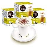 Nescafé DOLCE GUSTO Tassen Geschenkset, 3 Packungen mit Becher Cappuccino, Milchkaffee, Kaffeekapsel, Kaffee, Kapseln
