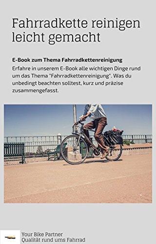 ⇨ Modell 2017 Premium-Fahrradkettenreiniger – Kettenreinigungsgerät für Ihr Fahrrad – einfach & bequem als Set inkl. E-Book- Your Bike Partner – Der optimale Kettenreiniger für Dein Fahrrad - 8