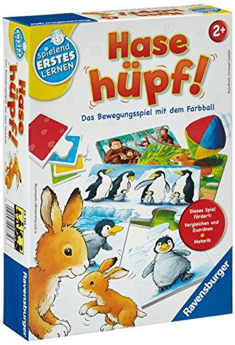 einkaufen spiel Ravensburger 24735 - Hase Hüpf