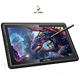 XP-PEN Artist22 22inch HD IPS Graphic Pen Display Interactive Drawing Tablet Monitor (1920x1080) Support Windows Mac with Adjustable Stand (Artist22)