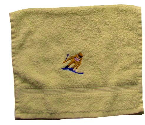towel-with-embroidery-skifahrer