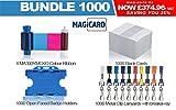 Magicard Premium 1000 Visitenkarten