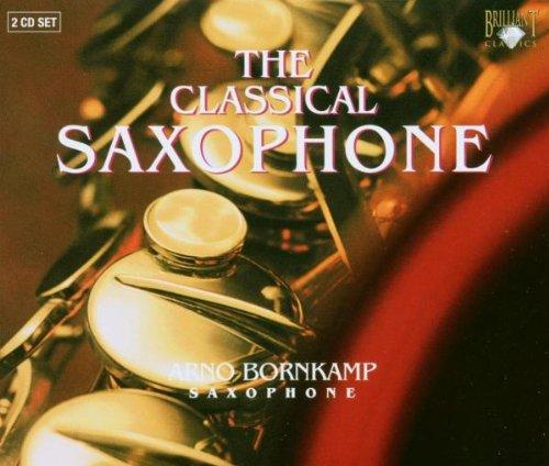 Le saxophone classique - Oeuvres classiques pour saxophone
