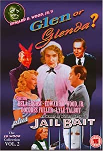 Glen Or Glenda/Jail Bait [DVD]
