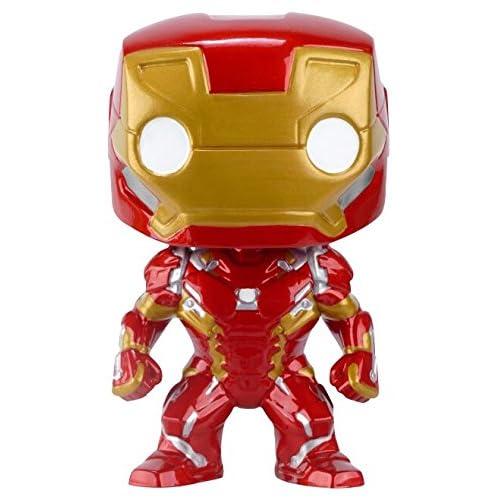 Iron Man (Civil War) Funko