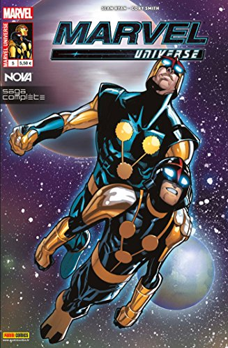 Marvel universe nº 5