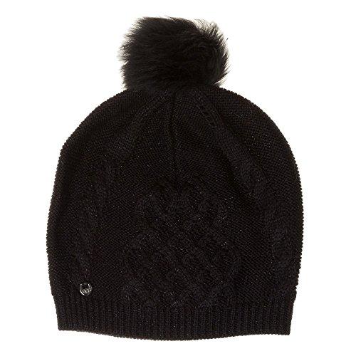 Ugg® Australia Isla Damen Mütze Schwarz