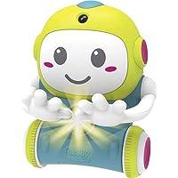 Smoby Smart - Robot 1, 2, 3 - Jouet d'Eveil Interactif - Dès 18 Mois - Capteur de Mouvements - 2 Modes de Jeu…