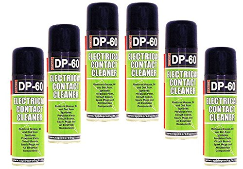 6-pack-250ml-general-purpose-electrical-contact-cleaner-degreaser-spray-dirt-remover
