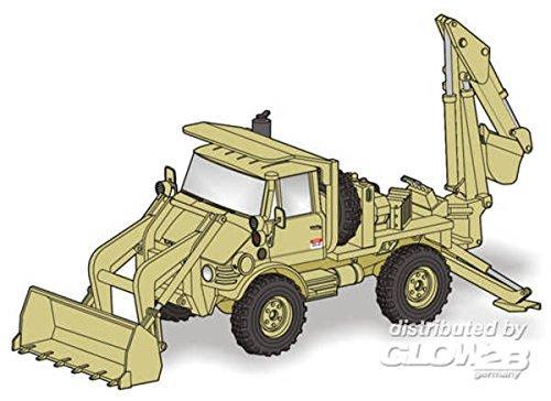 Planet Models mv119 - Modèle Kit Unimog Flu 419 mer US Army-Full Resin Kit