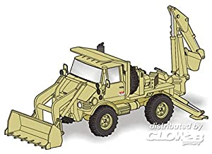Planet Models mv119 - Maqueta de UNIMOG Flu 419 Mar US Army de Full Resin Kit