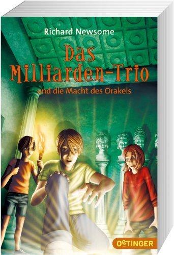 Das Milliarden-Trio und die Macht des Orakels (Paperback) - Common