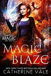 Magic Blaze (Shifting Magic  Book 3) (English Edition)