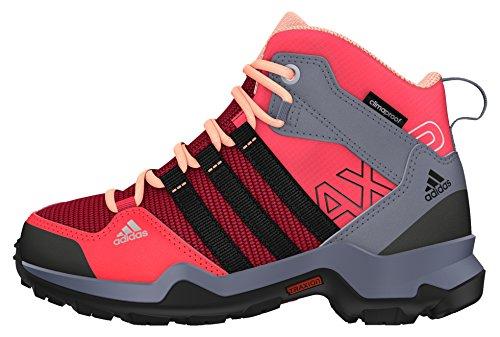 adidas Ax2 Mid Cp K, Scarpe da Escursionismo Bambino Nero (Negro (Alegrí / Negbas / Brisol))