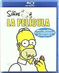 Ofertas Amazon para Los Simpson (película) Bluray