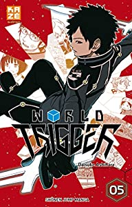 World Trigger Edition simple Tome 5