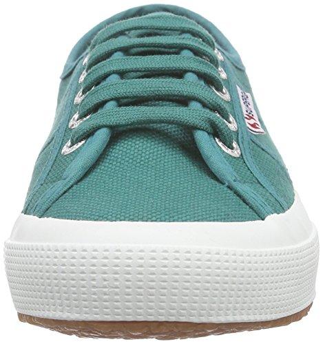 Superga2750 Cotu Classic - Scarpe da Ginnastica Basse donna Verde (Green (Green Teal))