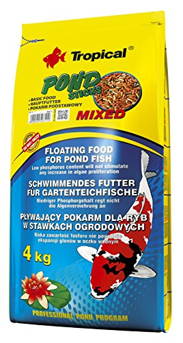 Tropical Tadeusz Ogrodnik Pond Stick Mix - 4 kg