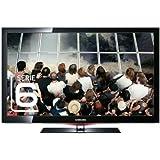 Samsung LE55C650 139,7 cm (55 Zoll) LCD-Fernseher (Full-HD, 100Hz, DVB-T/-C) schwarz