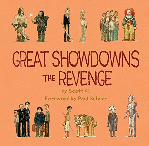 Great Showdowns the Revenge: Foreword by Paul Scheer