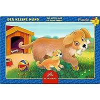 """Scatola Puzzle """"Cucciolo di cane"""" (8 Pezzi)"""