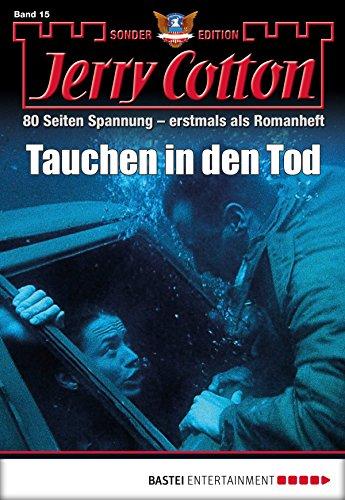 Jerry Cotton Sonder-Edition - Folge 15: Tauchen in den Tod