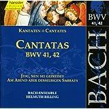 Bach, J.S.: Cantatas, Bwv 41-42