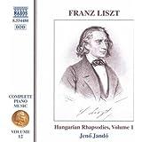 Die Klavierwerke Vol. 12 (Ungarische Rhapsodien Vol. 1)