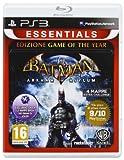 Essentials Batman Arkham Asylum GOTY
