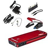 Einhell Auto-Starthilfe - CC-JS 18 (3 x 6000 mAh, Energiestation, Jump Starter, mobile...