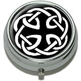 Celtic Knot Pill Case Trinket Gift Box